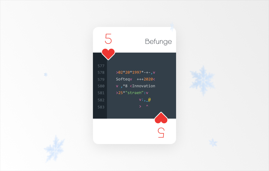 card-5-befunge