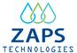 zaps-technologies-water-logo