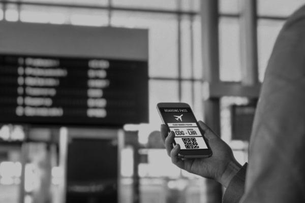 airport schedule navigation
