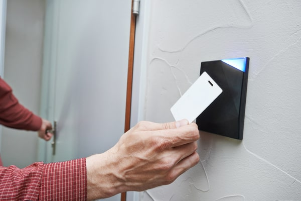 Access Control System Prototype