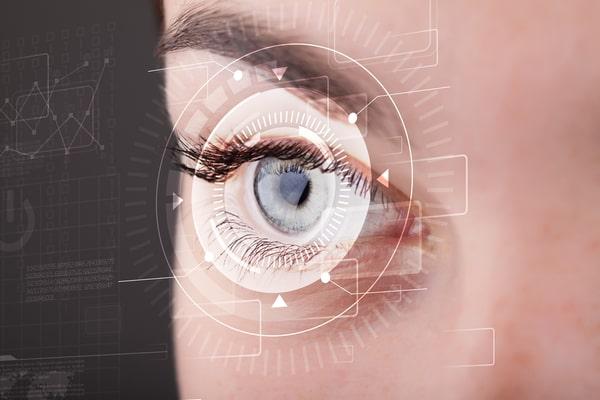 Eye Scanning App
